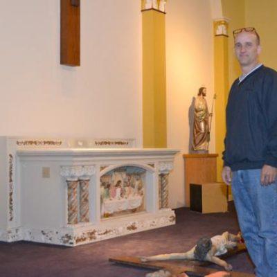 Rob Mayo in Sanctuary