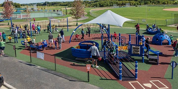 Drake Goetz Memorial Park Huntington County Community